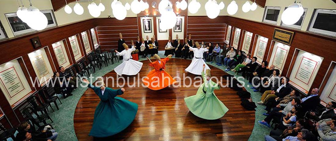 Whirling Dervish Ceremony In Istanbul – Silivrikapi