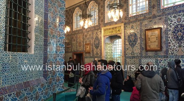 Group Sahaba Visits in Istanbul